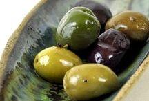 Olive e Olio / Dai frutti dell´olivo all'olio / by Cuore di Sedano