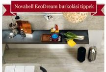 Novabell EcoDream  / Novabell EcoDream fahatású lap