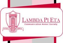 Lambda Pi Eta (LPH) / by WKU Department of Communication