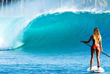 Paddle Boarding / Surf stuff