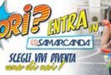 PARTI CON SAMARCANDA - WORK WITH SAMARCANDA / Diventare animatore #Samarcanda è semplice. Invia subito il tuo curriculum. Become entertainer Samarcanda and send your curriculum http://www.samarcanda.com/uno-di-noi/