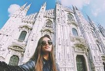 Travel the World ✈ / ✈ ✈ ✈  You can get everywhere with the pictures of this board ...  It's like travelling around the world  ✈ ✈ ✈   /lnemnyi/lilllyy66/ Find more inspiration here: http://weheartit.com/nemenyilili/collections/88742485-travel
