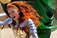 Insp: Armor (f) / GIRL POWER!