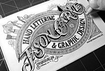 Typography / Hand Lettering
