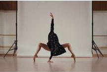 <3 EARTH! AW 2015/2016 Image Campaign / <3 EARTH! AW 2015/2016 NENUKKO Image Campaign  photography: Łukasz Ziętek models: Yuka Ebihara, Viktor Banka / Polish National Ballet director: Urszula Skośkiewicz / Warsaw Dance Studio mua: Anna Łyszkowska edit: Dawid Zalesky / High Studio, Tomasz Kuczma / tomekkuczma.com location: Warsaw Dance Studio