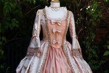 Antique Clothes / Vestuário feminino antigo que infelizmente não usamos mais!