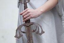 DA: Miriam Trevelyan / The youngest daughter. The templar. The Inquisitor.