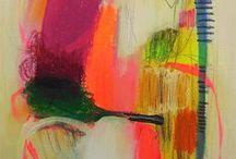 Кислотно-пастельное: палитра