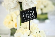 Table assignment / Our favorite ideas for table assignment!