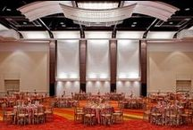 Meet at Hyatt Regency Atlanta / Host a world-class event in one of our newly rennovated ballrooms or meeting space. Among the nation's premier convention and trade show facilities, our Atlanta, Georgia conference center offers more than 180,000 sq. ft. of elegant events space and Georgia's largest ballroom of 29,000 sq. ft.  Located in heart of Downtown Atlanta, the Hyatt Regency Atlanta is the perfection location for weddings, galas, meetings, and events. / by Hyatt Regency Atlanta