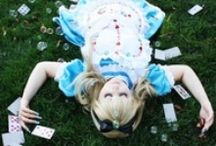 Everything Alice (in Wonderland) / Dedicated to one of our favorite gals, Alice!