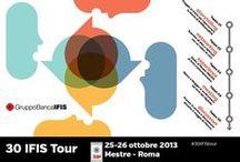 #30IFIStour: il blog tour di Banca IFIS / Nell'anniversario dei suoi trent'anni di storia, Banca IFIS ha coinvolto alcuni blogger, protagonisti del panorama web e social italiano, in un viaggio ricco di storytelling, confronto e dialogo, in uno scambio di idee per indagare i temi del digital banking. http://bit.ly/30IFIStourBanktelling