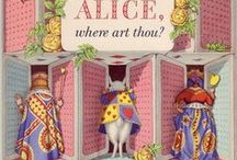 Alice in Wonderland books want. / by Alice N Lee