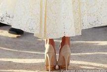 50's style wedding dresses