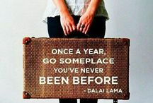 Travel / Here I'd like to travel:)
