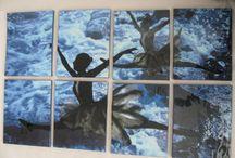 Rita Lamontagne's Art with encaustics / My art on. Saatchionline.com/atir