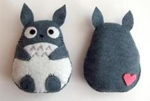 Couture peluches