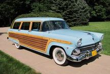 Station Wagons and Woodies