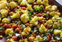 vegetarian recipes / by Reda