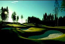 Linna Golf - Golf Course / Tim Lobb from European Golf Design (EGD) is the architect who designed the Linna Golf course. EGD is behind the designs for several well-awarded courses around Europe, including PGA Golf de Catalunya in Spain, Woburn in London, Berlin Sporting Club and the Carton House O'Meara course in Ireland.