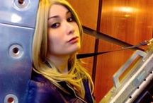 Rose Tyler Cosplays / All my cosplays of Rose Tyler from Doctor Who.