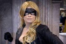 Canary aka Sara Lance Cosplays / All my cosplays of Canary aka Sara Lance from Arrow.