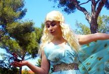 Daenerys Targaryen Cosplays / All my cosplays of Daenerys Targaryen from Game Of Thrones A Song Of Ice And Fire.