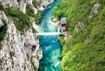 Balkans travel / Balkans is a region for explorers! Former Yugoslavia might be quite forgotten by tourists (apart from Croatia), but those who pay visit never regret. This is the best of Serbia, Croatia, Bosnia and Herzegovina! Travel stories, inspiration, practical tips and photography to plan your next trip to the Balkans.