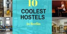Hostels around the world / Best hostels around the world. Travelling cheap doesn't have to be uncomfortable. Discover amazing hostels around the world to backpack in style and comfort and with a small budget.