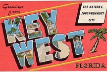 KEY  WEST  -and the orther KEYS / by Shelia Lane