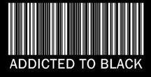 Your World in BLACK [Colors] / Black objects, black fashion, elegant black.