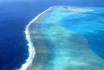 ツ OCEANIA [The Distant Continent] / A continent formed by Islands, full of sea and nature.