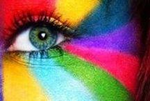 ツ Your COLORFUL World [Colors] / Joyful colors. Life is beautiful!