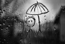 ツ Under the RAIN! [Weather] / by ツ Alberto Mateo, Travel Photographer