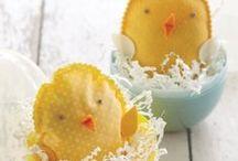 For a homemade Easter