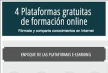 eLearning / Tendencias en elearning, moocs, cursos online, y pines de interés para centros de formación
