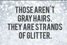GRAY HAIR / Gray hair- how to rock it and our love for it!!