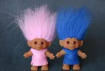 Troll Dolls / by Terry Koenig