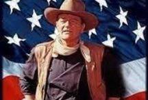John Wayne - The Duke / by Terry Koenig