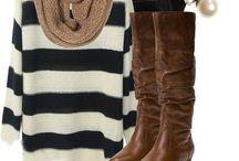 Fall Fashion 2013 / Clothing, accessory ideas for fall