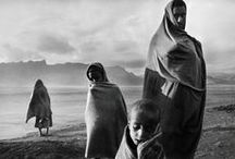 ツ I was shot by SEBASTIAO SALGADO [Photographer] / One of the best contemporary photographers.