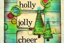Christmas / Holly jolly Christmas ideas.