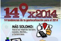 Geolocalización / Artículos, infografías y documentación útil para entender como la geolocalización ayuda a los negocios.