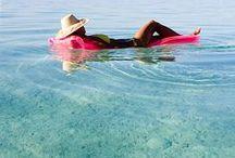Summer Fun / #Summer #Swimming #Camping #Beach #Beachstyle #Bikinis