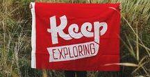ツ Exploration Quotations [For your Nomad Inside]