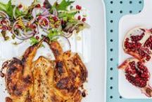 What's for dinner? / Simple, stress-free recipes for weeknight dinners                      telegraph.co.uk/stella / by Stella Magazine