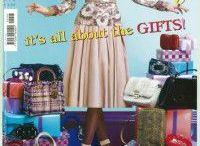 Vogue  dic 2012 / Le nostre creazioni presenti su  #Vogue accessory dicembre 2012