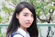 HR MODELS / 日本一かわいい高校生! #高校スナップ #snap #Japanese girl