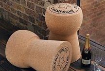 Giant Champagne Corks