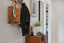 Home - Entry Room / Entry room decoration and solutions that I like.